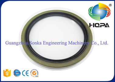 Excavator Parts National Oil Seal O Ring NBR Materials , Oil Resistance