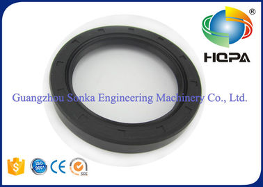Black Framework TC Oil Seal Standard Size NOK AE3527E For Excavator Parts