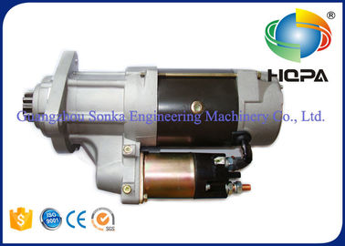 China VOLVO EC360 Excavator Starter Motor SA135161 24V Voltage , ISO9001 Approved supplier