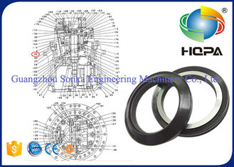 SOLAR220LC-III Floating Ring Seal Oil Resistance With HNBR + IRON Materials
