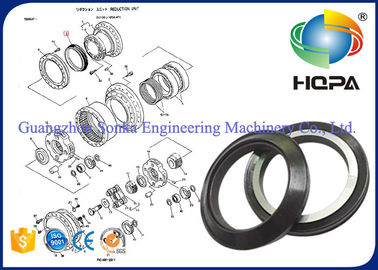 Professional Custom O Ring Oil Seal For Hydraulic Excavator , ZD57F36637