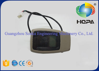 320C CAT Excavator Monitor Replacement Spare Parts With English Display , E320C 157-3198 260