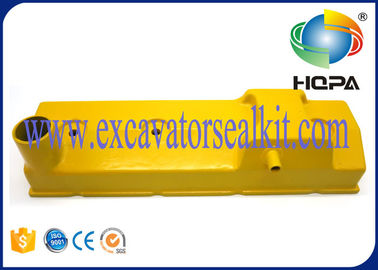 6205-11-8110 Excavator Engine Parts , Engine Head Oil Cooler Assembly For Komatsu PC120-6 4D95