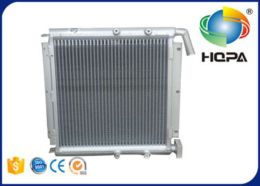 China White Excavator Engine Parts Aluminum CAT 307B Hydraulic Oil Cooler supplier