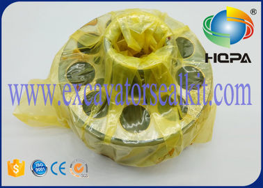 Cylinder Block Excavator Hydraulic Parts For CAT 330CL Travel Motor Repair
