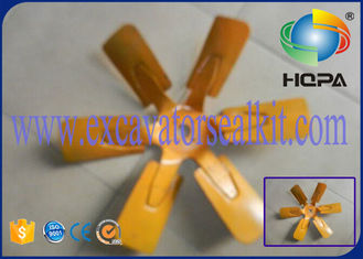 SH280 Excavator Cooling Fan / Standard Size Spare Parts For Excavator
