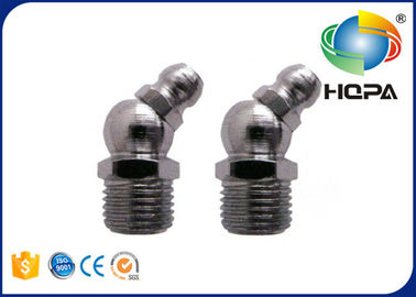 Nipple Series Excavator Spare Parts For All Brand Excavator Customized Diameters