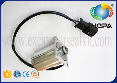 708-23-18272 PC200-6 Main Pump Solenoid Valve Komatsu Hydraulic Pump PC200-6