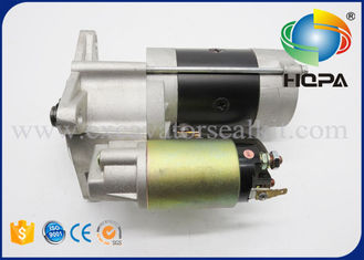 M002T64272 Mitsubishi Engine Starting Motor Truck 4D31 4D32 Engine For Extech HD450
