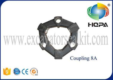 8A And 8AS Coupling Rubber Excavator Spare Parts For Komatsu PC10 PC20 PC30 Kobelco SK04