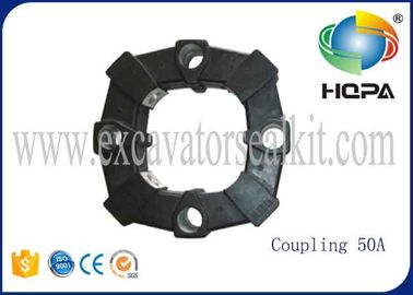 E312B HD450 HD450 SK120 SH120 Excavator Spare Parts Coupling 50A & Coupling 50AS