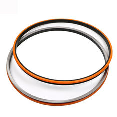 3144130 Silicone Duo Cone Floating Seal , Durable Rotary Shaft Oil Seal