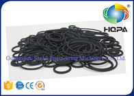 China High Tensile Strength Control Valve Seal Kit With PTFE / VMQ Materials company