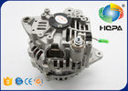 Metal Excavator Engine Parts CAT 307B 308B 4M40 24V 40A Alternator 139-7850