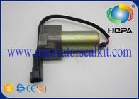 China 702-21-07630 Komatsu Solenoid Valve , D155AX-6 Excavator Spare Parts 6 Month Warranty company