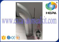 Durable PC120-6 Excavator Engine Parts S4D95L-1 Muffler Exhaust Pipe