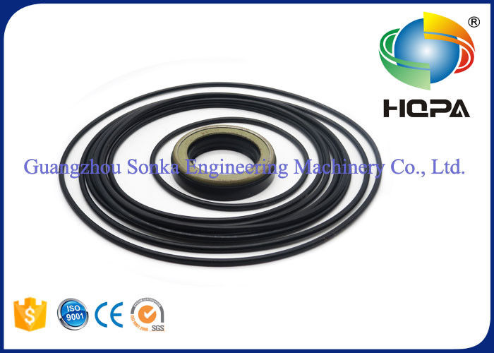 PC120-6 Oil Seal Kits Oil Resistance For Hydraulic Seal